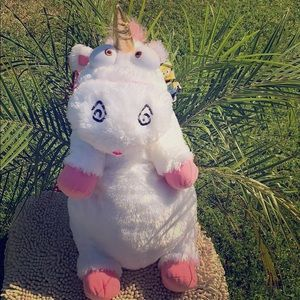 Backpack dispicable me unicorn